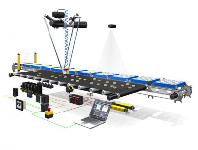 Tecno Elettra sistemi robotizzati